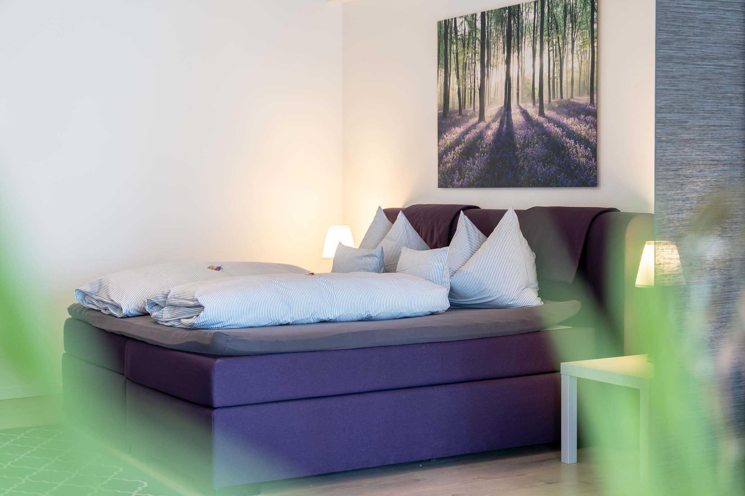 Doppelzimmer Fritz Hotel