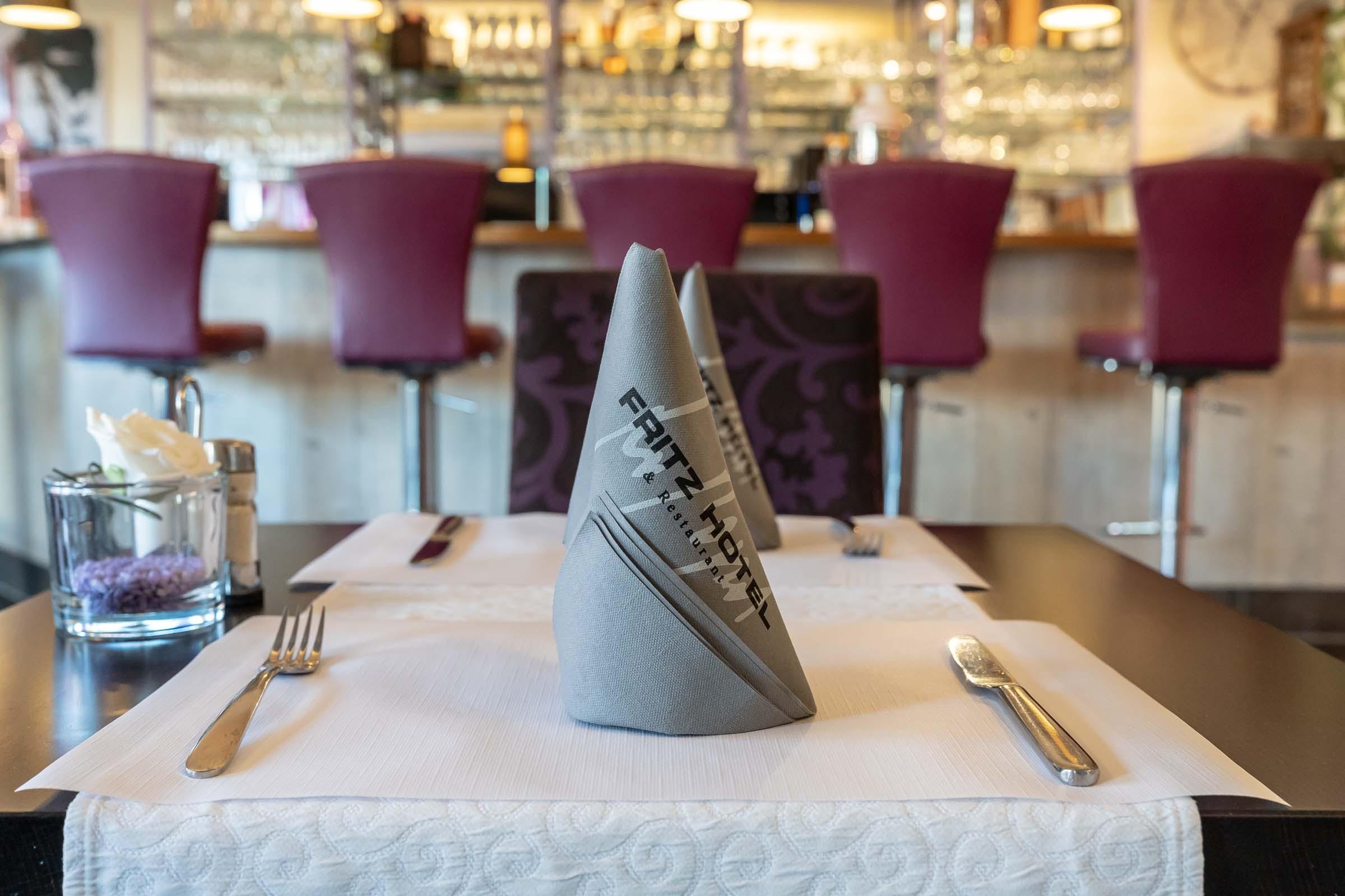 Restaurant Fritz Hotel Restaurant in Weil
